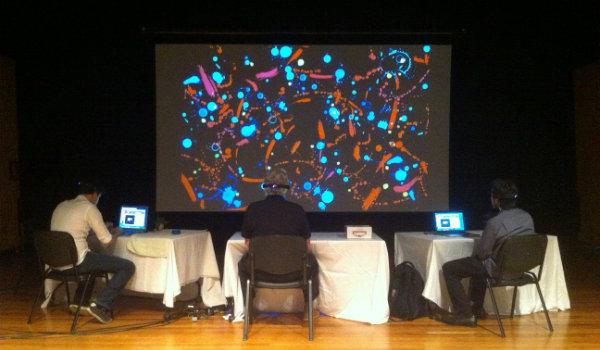 Fernando Meirelles, Nando Reis e neurocientista Álvaro Dias criam projeto que transforma pensamento em arte